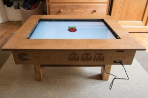 Table basse interactive 1